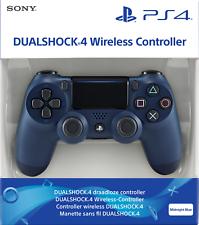 SONY DUALSHOCK 4 MIDNIGHT BLUE V2 PS4 EDIZIONE LIMITATA CONTROLLER PLAYSTATION 4