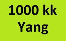 Metin2 DE Genesis 1000kk (1000 Millionen) Yang 10 Won