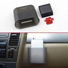 Auto Innenraum Armaturenbrett Aufbewahrungsbox Handyhalter Fach Behälter Zubehör