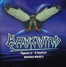 HAWKWIND - SPACE CHASE 1980-1985  CD NEW!