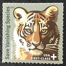 2011 Scott #B4 - 44¢ + 11¢ - PROTECT VANISHING WILDLIFE - Single Stamp - Mint NH