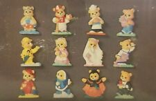 House Of Lloyd Bears Of The Month Refrigerator Magnets Set Of 12 In Box 291994