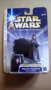 Star Wars: Return of the Jedi - #35 - Imperial Dignitary (Janus Greejatus)