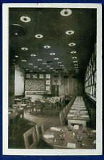 Sea Fare Restaurants Greenwich Village old postcard