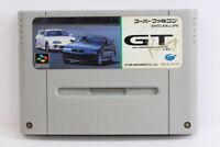 GT Racing SFC Nintendo Super Famicom SNES Japan Import US Seller I6213