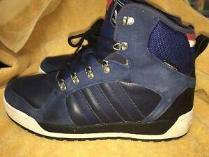 Adidas Originals Winter Ball G63122 Boots Sz 12 Lined