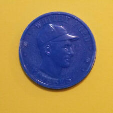 VINTAGE 1959 ARMOUR WHITEY FORD COIN - BLUE