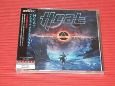 2017 JAPAN CD H.E.A.T Into The Great Unknown with Bonus Track