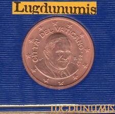 Vatican 2007 5 Centimes D'Euro FDC BU 85 000 exemplaires Provenant du BU RARE -