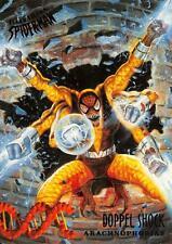 DOPPEL SHOCK / Spider-Man Fleer Ultra 1995 BASE Trading Card #146