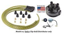 Distributor Ignition Tune Up Kit For Oliver Super 44 Super 55 Super 66 Tractor