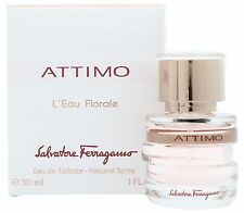 Attimo L'eau Florale By Salvatore Ferragamo Edt Spray for Women 1 Oz Sealed