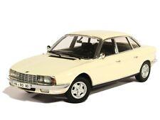 NSU RO 80 1972 WHITE MINICHAMPS 151015406 1/18 WEISS BIANCA BLANCHE LHD DIE CAST
