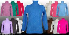 Damen-Pullover aus Acryl in Größe 46