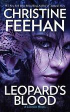 Leopard's Blood (A Leopard Novel), Feehan, Christine  Book