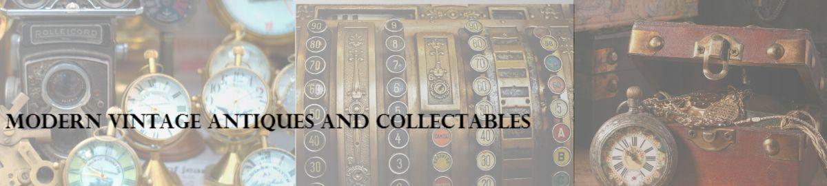 Modern vintage collectables