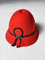 SALE! Frauen/Mädchen Trachtenhut (rot) Alpenflüstern Größe S (55cm) UVP 29,90