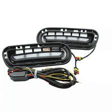 Daytime Running Lights DRL LED Lights Fog Day Driving Lamp Fit For Kia Stinger