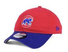 New Chicago Cubs New Era 9Twenty Relaxed Classic Strapback Hat Cap 0690a18aa746