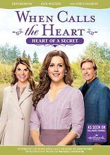 When Calls The Heart: Heart Of A Secret (Season 4 Movie 6) BRAND NEW DVD