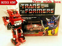NEW ARRIVE TRANSFORMERS G1 Reissue Inferno Gift Kids Toy Action Brand new