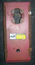 """Gearbox Mounting Plate for 72"""" Rotomec Finish Mower  24843-280"""