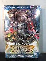 Batman: Detective Comics: the Rebirth Deluxe Edition Book 1 Hardcover Trade DC~
