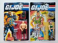 G. I. JOE DREADNOK & ROAD PIG FUNSKOOL International Heroes Figure Hasbro Lot