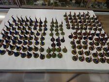 Games Workshop Lord of The Rings painted Elves x 165 plastic figures