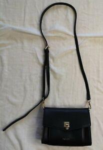 INYATI Women's Black Amelie Cross Body Beltbag Bum Bag Good Used Condition