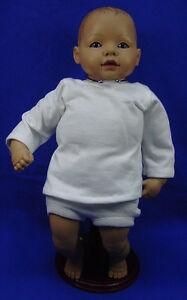 "13"" (32cm) Nude Vinyl Doll Body Heidi Ott Boy Defective Doll Last Stock  #C02"