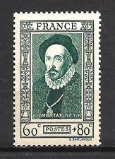 France 1943 Yvert n° 587 neuf ** 1er choix