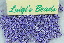 11/0 Round TOHO Japanese Glass Seed Beads #922- Ceylon Gladiola 10 grams