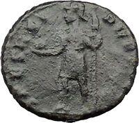 CONSTANTIUS II Constantine the Great  son 355AD Ancient Roman Coin i32232