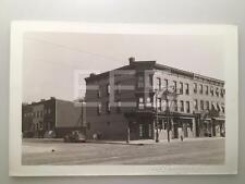 1940 27th St 3rd Ave Brooklyn NYC Old Photo PERCY SPERR 547B