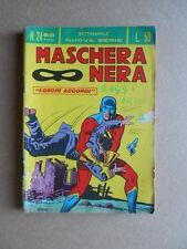 MASCHERA NERA NUOVA SERIE n°24 1963 editoriale Corno  [G449] DISCRETO