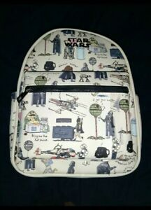 BioWorld Star Wars Comedic Illustrations Mini Backpack Best Placement