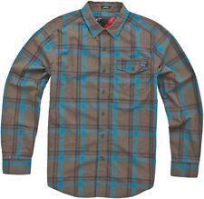 Alpinestars Monza camisa de manga larga (M) verde militar