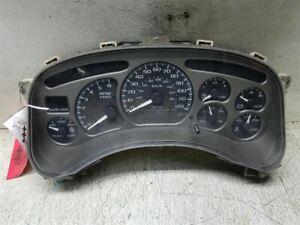 Speedometer Cluster MPH US Market Denali ID 16252295 Fits 01-02 YUKON 795660