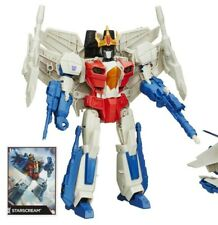 Transformers Generations Leader STARSCREAM Combiner Wars IDW Design
