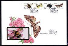 Azoren MH 4 FDC Insekten