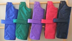 Yuppy Yaps Mini Dachshund waterproof dog coats in 35cm or 40cm length