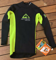Adrenaline wetsuits Superstretch Thermo-top XS Lime