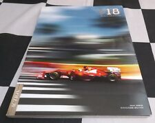 Revista Ferrari Edición 18 otoño de 2012 FOLLETO Ferrari LaFerrari F12 Niki Lauda