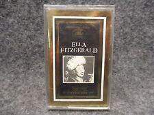 Dejavu The Gold Collection Cassette Tape Ella Fitzgerald NOS SEALED 5-104-4