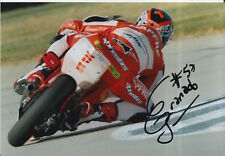 Eric Granado mano firmado 7x5 Foto Mapfre Aspar Moto 3 MotoGP 1.