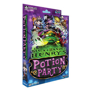 Black-Handed Henry's Potion Party