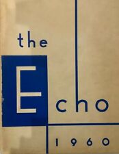 New ListingEastern High School (Baltimore) 1960 Yearbook, The Echo