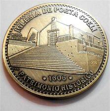 Iglesia PORTA COELI & 445 Años SAN GERMAN 2018 Patrimonios de Puerto Rico 1/100