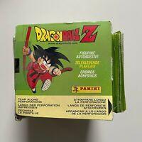 Dragonball Z (2001) - Panini - 50 Booster im Display - Beschreibung genau lesen